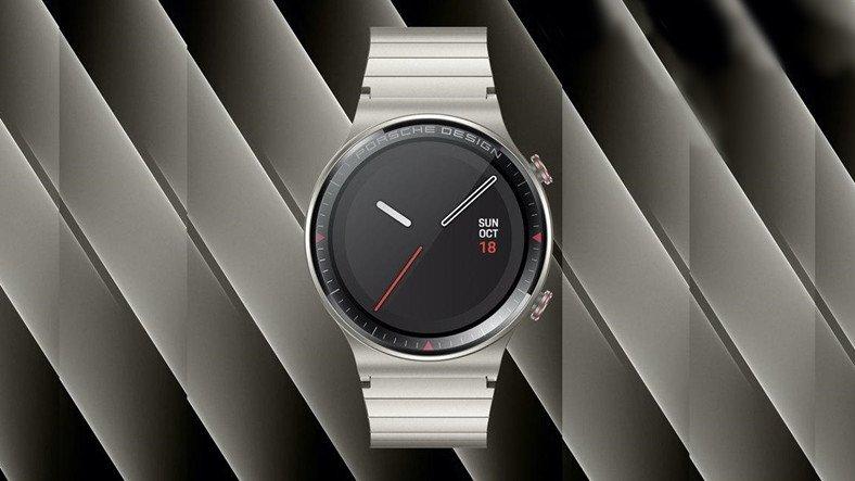 Huawei, Fiyatıyla Üzen Özel Üretim Akıllı Saati Watch GT 2 Porsche Design'ı Duyurdu