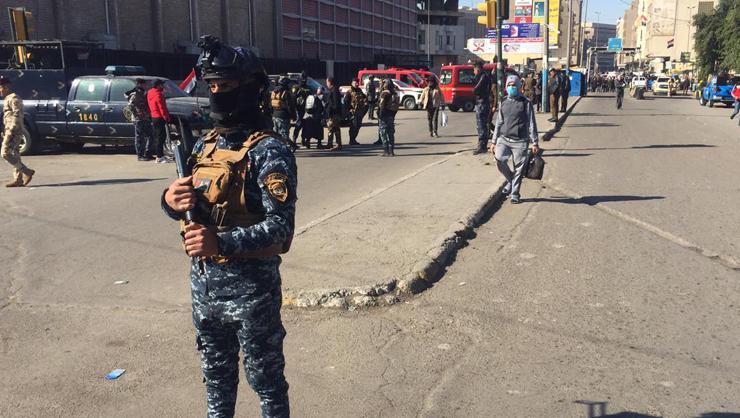 Irak'ta çifte patlama: Çok sayıda ölü ve yaralılar var