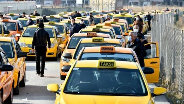 İstanbul'da taksi, dolmuş ve minibüs ücretlerine zam
