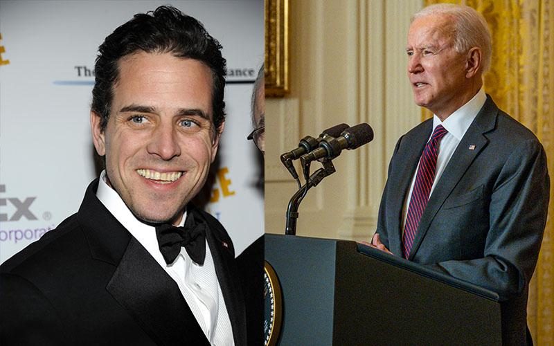 Joe Bidenın oğlu hem ölen abisinin eşiyle hem de yengesinin...