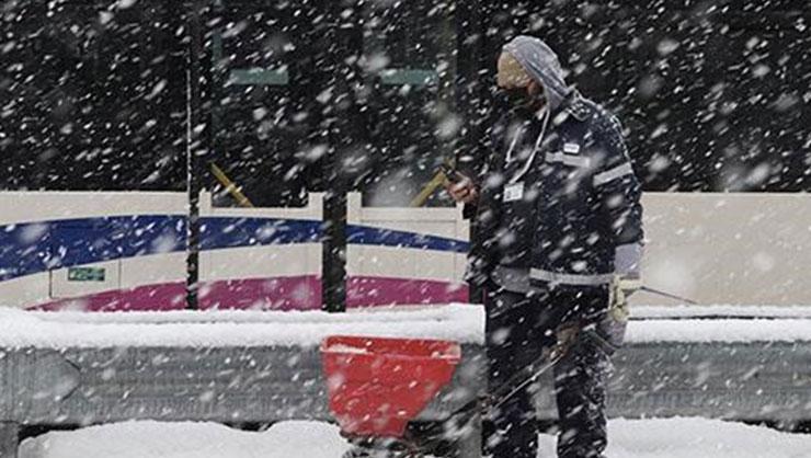 Kutup soğukları nedeniyle 38 kişi hayatını kaybetti