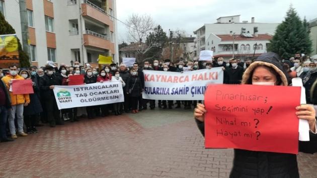 Limak, halk olmadan 'halkın katılım toplantısı' yaptı