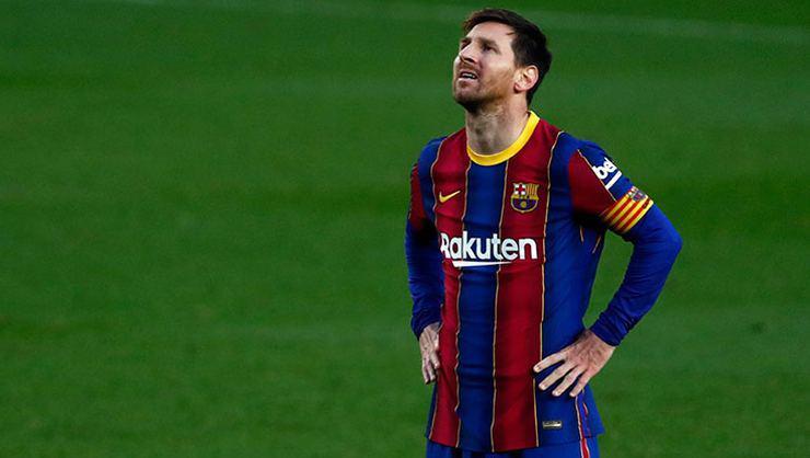 Lionel Messinin başı barbekü partisi nedeniyle dertte