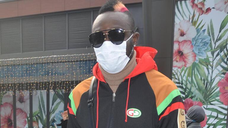 Mbaye Diagne, Antalyaspor karşısında oynamayacağını son anda...