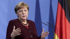 Merkel itiraf etti: Benim hatam!