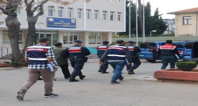 Mersin'de eylem hazırlığındaki 3 PKK/KCK mensubu yakalandı