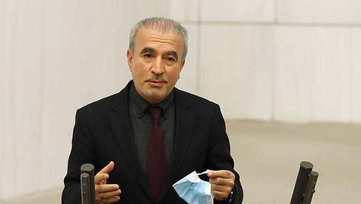 Naci Bostancıdan yeni anayasa açıklaması