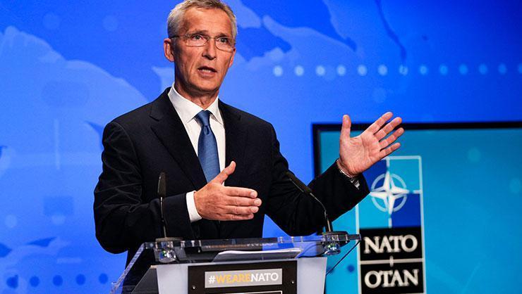 NATO Genel Sekreteri Stoltenbergden Türkiyeye teşekkür