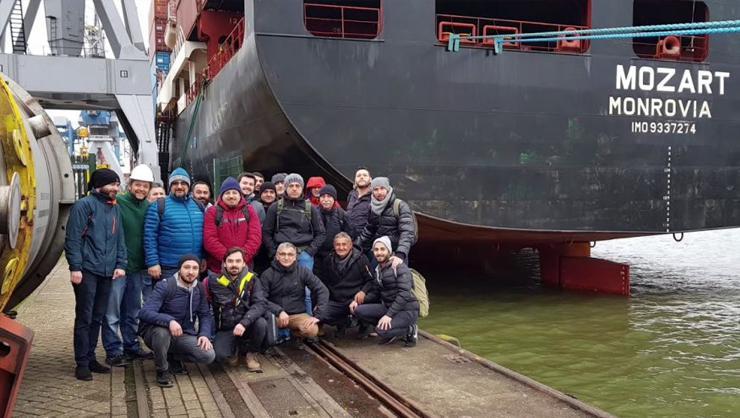 Nijerya açıklarında saldırıya uğrayan Türk gemisiyle ilgili gelişme:...