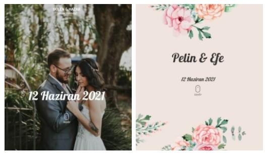 Online Ortamda Düğün Davetiyesi Hazırlanıyor Mu?