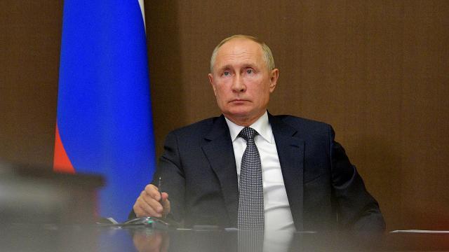 Rusya Devlet Başkanı Putin'den Cumhurbaşkanı Erdoğan'a yılbaşı tebriği