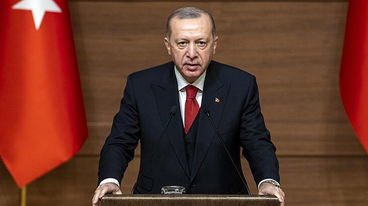 Son dakika: Erdoğanndan KKTC Cumhurbaşkanı ErsinTatara başsağlığı