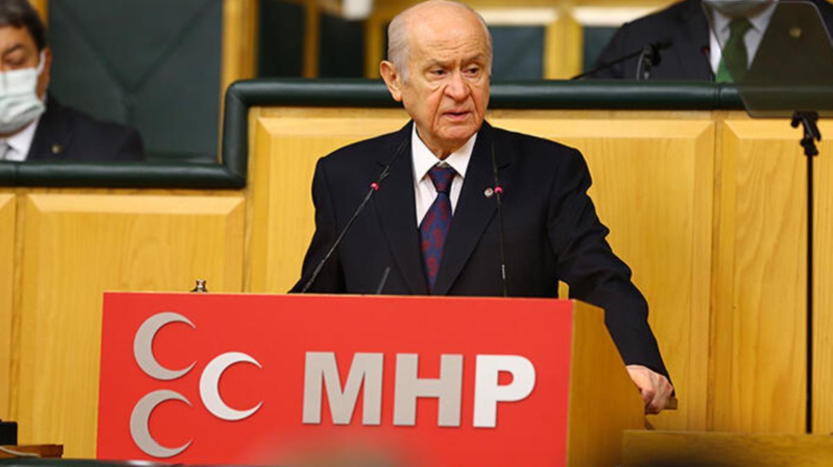 Son Dakika! MHP Genel Başkanı Bahçeli: Orduya satılmış demek bir defa vatana ihanettir