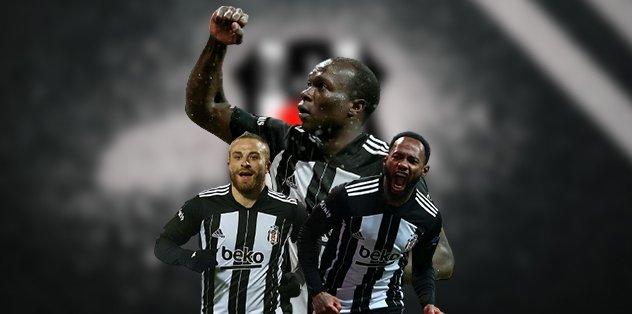 Son dakika spor haberleri: İşte Galatasaray derbisi öncesi Beşiktaş'ta sakatların son durumu! Aboubakar ve N'Koudou...