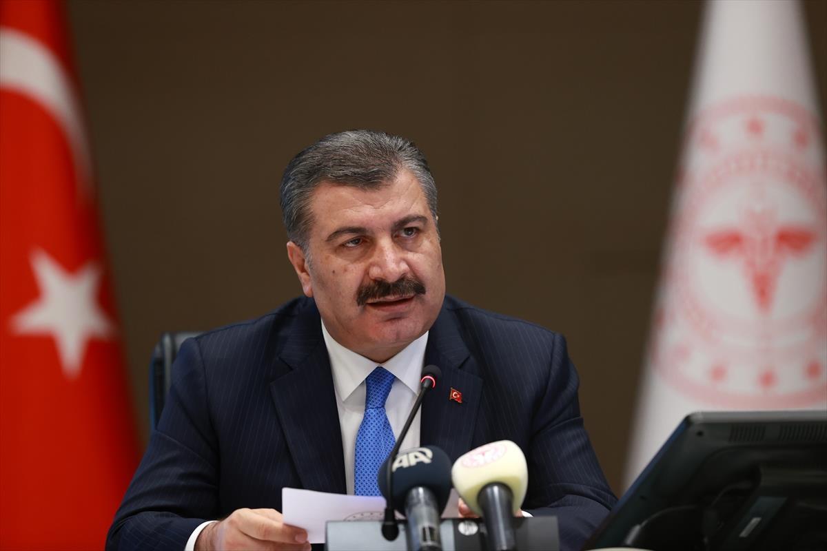 Son Dakika: Türkiye'de 4 Aralık günü koronavirüs nedeniyle 193 kişi vefat etti, 32 bin 736 yeni vaka tespit edildi