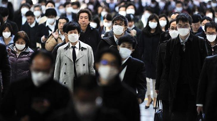 Tokyo'da son 6 ayın en yüksek vakası görüldü