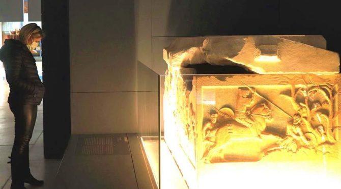 Troya'nın sanal müzesine büyük ilgi: 1 milyonu aştı