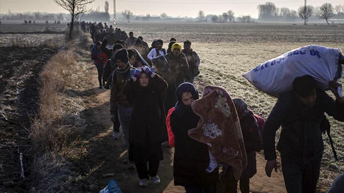 Türkiye'de kayıt altında bulunan Suriyeli sayısı 3 milyon 638 bin 288 kişi olarak açıklandı