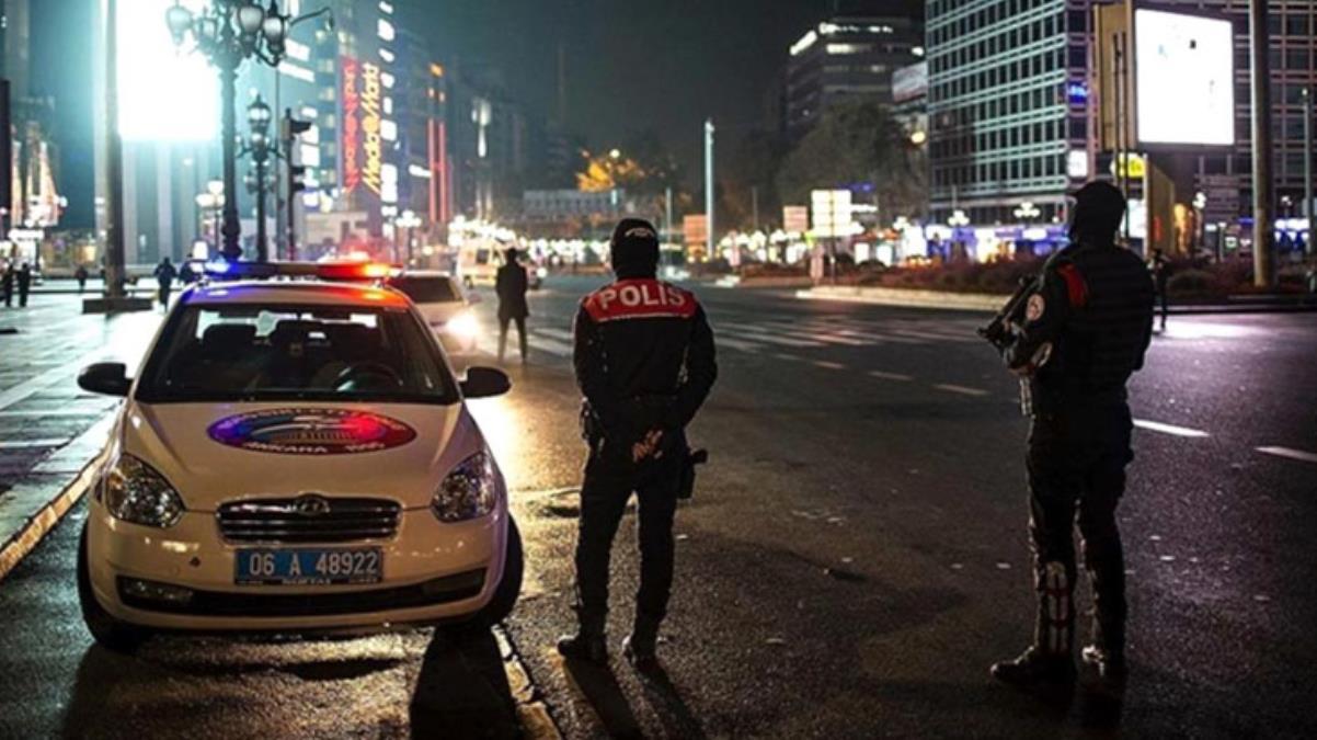 Türkiye genelinde 56 saat sürecek sokağa çıkma kısıtlaması başladı