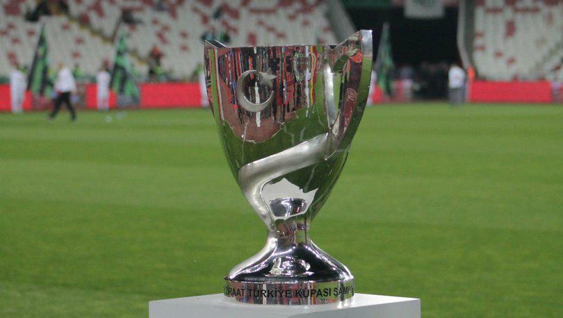 Türkiye Kupası finali 18 Mayısta oynanacak