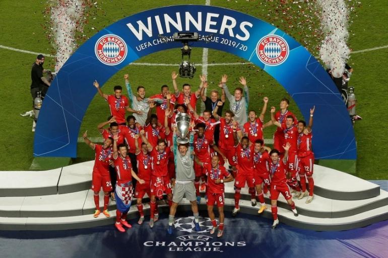 UEFA 2020 yılının en iyi 11ini belirledi: Biraz güçlüler