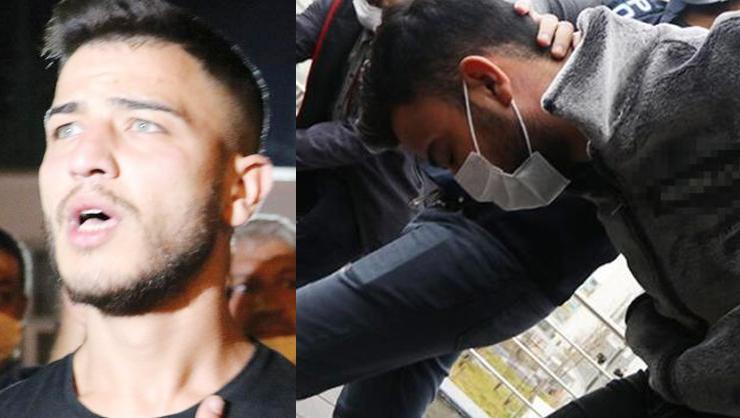 Uyuşturucudan gözaltına alınan Ümitcan Uygun tutuklandı