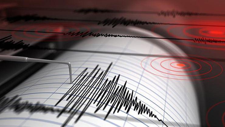 Yalovada 3,2 büyüklüğünde deprem