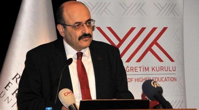 Yekta Saraç: 'Yeni YÖK' yükseköğretim sistemini değiştiriyor