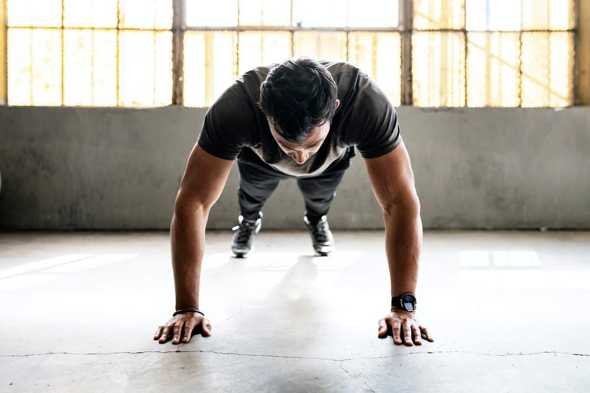 egzersiz, antrenman, şınav